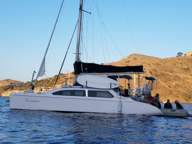 Preowned Sail Catamarans for Sale 2013 Seawind 1000XL2